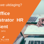 Office Admin HR Gent ATALIAN