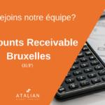 Accounts Receivable Bruxelles
