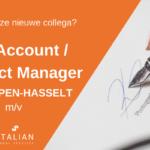 ATALIAN Contract Manager Antwerpen Hasselt