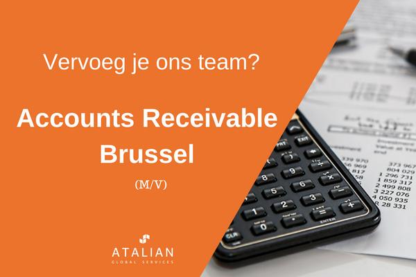 Accounts Receivable Brussel