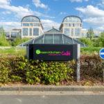 Park Lane Green Kitchen
