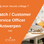 Dispatch Customer Service Officer Antwerpen