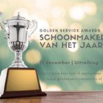 Golden Service Awards 2018: verkiezing Schoonmaker van het jaar