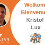Welkom Kristof Lux !
