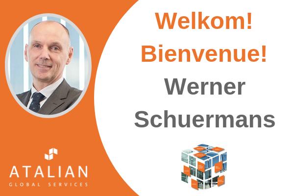 Welcome! Werner Schuermans