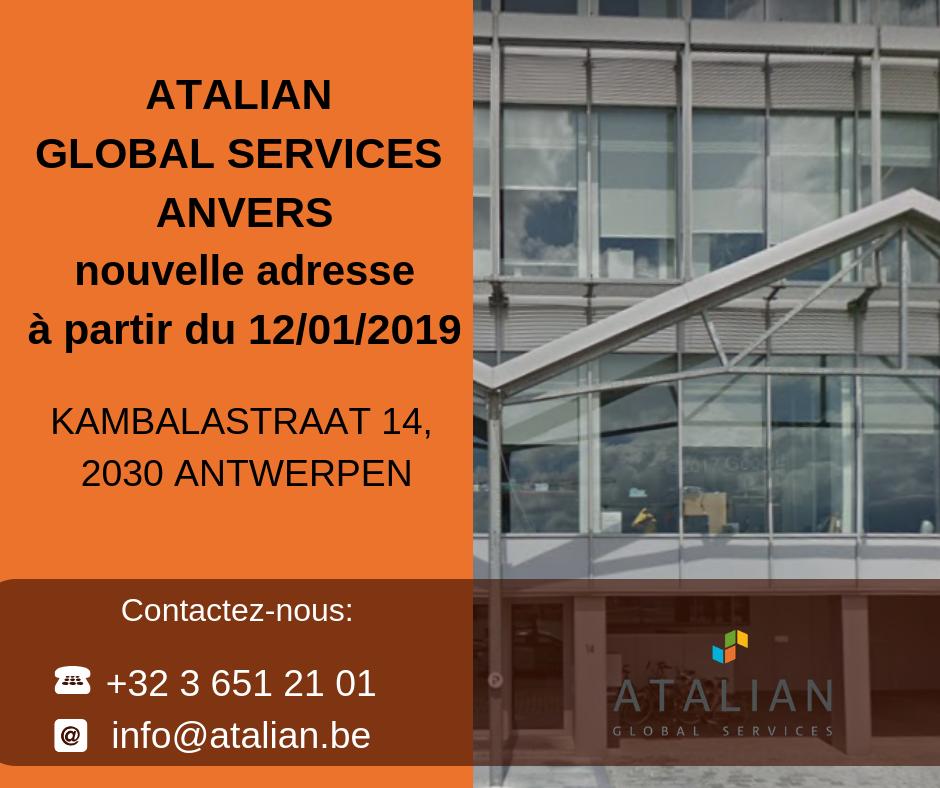 ATALIAN Anvers