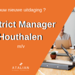District Manager Houthalen