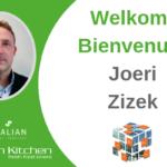Welcome Joeri Zizek