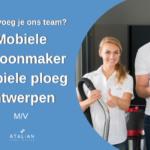 Mobiele schoonmaker Antwerpen (m/v)