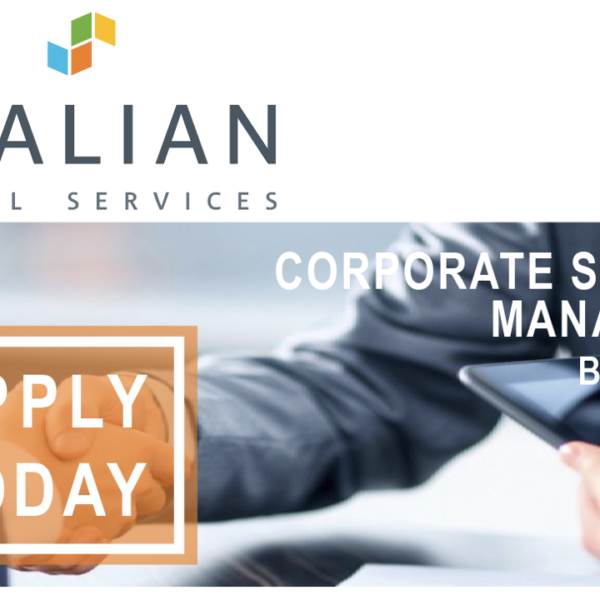 Vacature Corporate Sales Manager